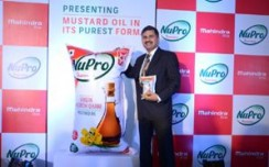 Mahindra enters into edible oils category with'NuPro'