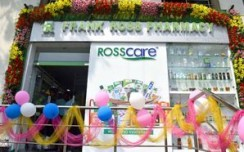 Emami Frank Ross unveils its signature outlet'Rosscare'