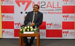 Mahindra Group launches its e-marketplace M2ALL