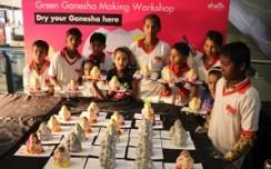 Viviana Mall's eco-friendly drive for Ganesh Chaturthi