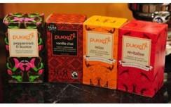 Pukka tea debuts in India