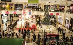 Viviana Mall's Santa's Gift Factory becomes a major attraction in town
