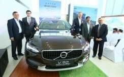 Volvo Cars forays into Uttar Pradesh with a new retail dealership -  Speed Volvo