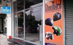 Steelbird unveils retail outlet in Aurangabad