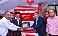 AGL Tiles opens exclusive outlet in Amravati