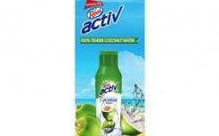 Dabur launches Réal Activ coconut water