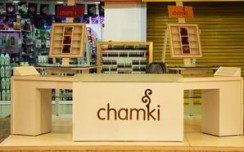 Chamki launches nail Art studio in Bangalore