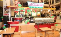Krispy Kreme now at Whitefield, Bangalore