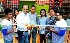 Crocs debuts in Kochi