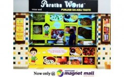 Neptune Magnet Mall now has Paratha World
