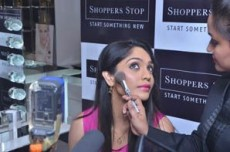 Makeover Marathon at Shoppers Stop - South City