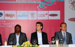 Kinderdreams to debut in India