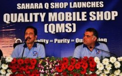Sahara Q starts'Quality Mobile Shop' to connect with customers