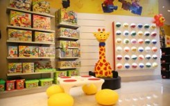 Funskool launches India's first LEGO store