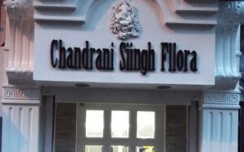 Chandrani Siingh Fllora launches her label in Kolkata