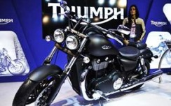 Triumph Motorcycles opens first outlet in Bangalore