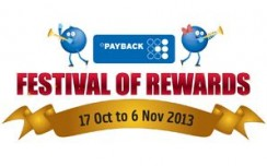 PAYBACK launches Festival of Rewards