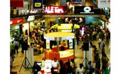 Retail space supply in malls up by 78% in 2013: CBRE