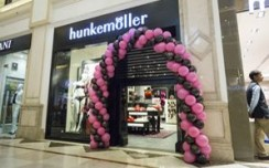 European lingerie brand Hunkemoller opens its first store in India