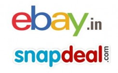 eBay and Snapdeal agree to partner in rapidly growing Indian market