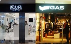 Jean Claude Biguine and GAS unveil stores at Infiniti Mall