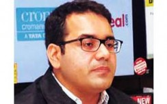 I don't lose sleep over competition: Kunal Bahl