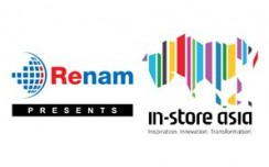 RENAM to be the main sponsor for the 11th edition of In-Store Asia to be held in 2018