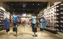 New Balance to open 8 stores in India next year