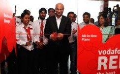 Vodafone launches two Global Design Stores in Delhi
