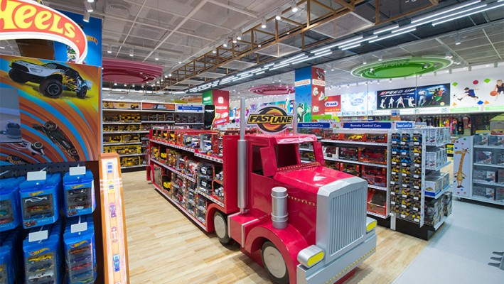 Toys R Us Makes Its Debut In India