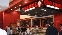 Cold Stone Creamery to open 10 more outlets