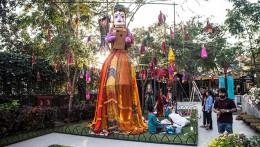 Visual spectacle at VR Bengaluru