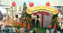 Viviana Mall creates Santa's Gift Factory to engage with the shoppers