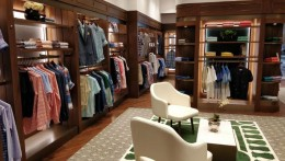 "Brooks Brothers store at Noida MOI turns ""mainline"""