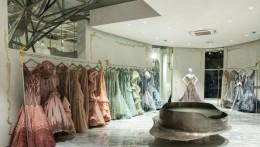 Gaurav Gupta's experiential retail space