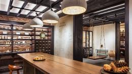 Studio Lotus concept store Paro cohesively communicates the idea of wellness