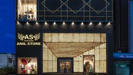 Anil Store's impressive design strikes the right chord with customers