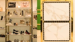 Tresmode : Retail design with essence of Royalty mixed with Functionality
