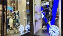 Breaking Stereotype: Van Heusen's new window presents denim in a renewed avatar
