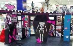 Monster High goes freaky & fabulous at retail