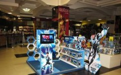 Mattel's Max Steel makes a giant presence