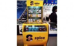 Spice Mobile gets vibrant at retail