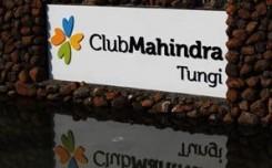 Club Mahindra's signage drive