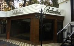 Ballantine's installs chic signage for Punjab Club, Kolkata