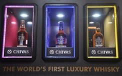 Chivas Regal & Absolut make a stylish in-store statement