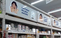 Dove's pristine white campaign attracts shoppers