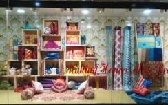 Big Bazaar's Festive Home Window