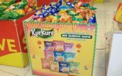 Kurkure Namkeen woo snack lovers at retail