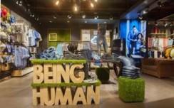 Being Human's #DenimFever window