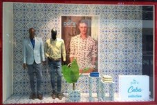 Parx brings in the Cuban flavour in its window displays